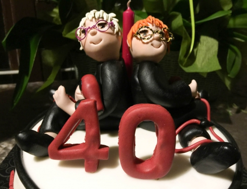 Festa del 40 aniversari de les Tinas